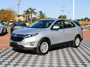 2017 Holden Equinox EQ MY18 LS+ FWD Silver 6 Speed Sports Automatic Wagon Alfred Cove Melville Area Preview