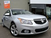 2014 Holden Cruze JH Series II MY14 Equipe Silver 6 Speed Sports Automatic Sedan Fawkner Moreland Area Preview