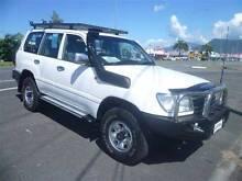 2003 Toyota LandCruiser GXL UZJ100R Wagon-HEAPS OF EXTRAS !!! Westcourt Cairns City Preview
