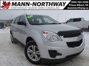 2012 Chevrolet Equinox LS | AWD, Cruise, Keyless Entry.
