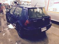 2000 VOLKSWAGEN GOLF DIESEL FOR SALE TDI