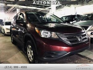 ***2012 HONDA CRV LX***AWD/AUTO/FULL OPTION/514-999-4555.
