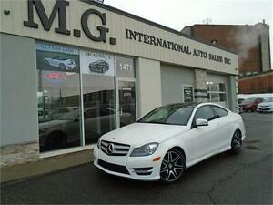 2013 Mercedes-Benz C-Class C350 4MATIC AMG COUPE