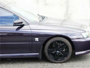 2003 Holden Ute VY II SS Purple Manual Utility