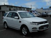 2013 Ford Territory SZ TX (RWD) White 6 Speed Automatic Wagon Braybrook Maribyrnong Area Preview