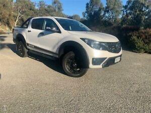 2019 Mazda BT-50 B32UAPDL4BW Pearl White Automatic Clare Clare Area Preview