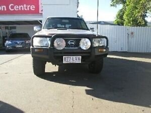 2009 Nissan Patrol GU 6 MY08 ST Silver 4 Speed Automatic Wagon Coopers Plains Brisbane South West Preview