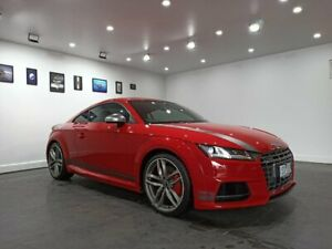 2016 Audi TTS FV MY16 S Tronic Quattro Red 6 Speed Sports Automatic Dual Clutch Coupe