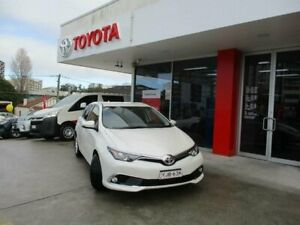 2017 Toyota Corolla ZRE182R MY17 Ascent Sport Crystal Pearl 7 Speed CVT Auto Sequential Hatchback Hurstville Hurstville Area Preview