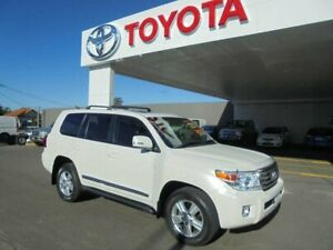 2014 Toyota Landcruiser VDJ200R MY13 Sahara (4x4) Crystal Pearl 6 Speed Automatic Wagon South Hurstville Kogarah Area Preview