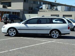 2004 Holden Commodore VY II Executive White 4 Speed Automatic Wagon Maidstone Maribyrnong Area Preview