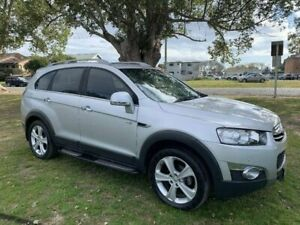 2013 Holden Captiva CG Series II MY12 7 AWD LX 6 Speed Sports Automatic Wagon Kempsey Kempsey Area Preview