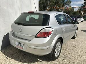2006 Holden Astra AH MY06.5 CDTi Silver 8 Speed Automatic Hatchback Seaford Frankston Area Preview