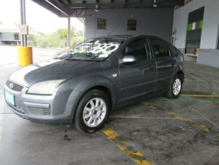 2007 Ford Focus LS CL Grey 5 Speed Manual Hatchback Archerfield Brisbane South West Preview