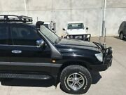 2006 Toyota Landcruiser UZJ100R GXL Black Automatic Wagon Caloundra West Caloundra Area Preview