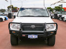 2014 Toyota Landcruiser VDJ200R MY13 GXL (4x4) White 6 Speed Automatic Wagon Jandakot Cockburn Area image 2