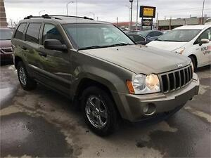 2005 Jeep Grand Cherokee Laredo, FINANCEMENT MAISON
