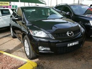 2009 Mazda CX-7 ER1031 MY07 Luxury Black 6 Speed Sports Automatic Wagon Mount Druitt Blacktown Area Preview