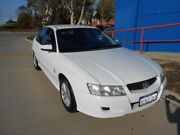 2004 Holden Commodore VZ Acclaim White 4 Speed Automatic Sedan Fremantle Fremantle Area Preview