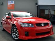 2008 Holden Commodore VE SV6 Red Hot 5 Speed Sports Automatic Sedan Fawkner Moreland Area Preview