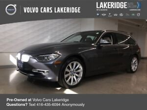 2014 BMW 3 Series 328i xDrive Wagon, Navigation
