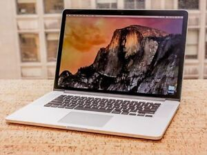 "Macbook Pro Retina 2015 15"" 2.5 i7 16GB 512 SSD  Garantie 2019"