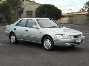2001 Toyota Camry SXV20R (ii) Conquest Green 4 Speed Automatic Sedan Maidstone Maribyrnong Area Preview
