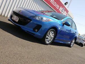 2011 Mazda 3 BL1072 SP20 SKYACTIV-Drive SKYACTIV Blue 6 Speed Sports Automatic Sedan Svensson Heights Bundaberg City Preview