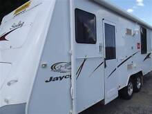 #1841 Jayco 22' f/lounge I/land bed R/out awning 12reg Delivery Penrith Penrith Area Preview