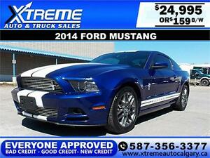 2014 Ford Mustang $159 BI-WEEKLY APPLY NOW DRIVE NOW