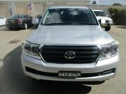2009 Toyota Landcruiser VDJ200R MY10 GXL Silver 6 Speed Sports Automatic Wagon Kempsey Kempsey Area Preview