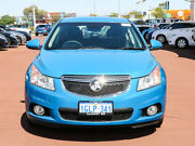 2013 Holden Cruze JH MY13 CD Perfect Blue 6 Speed Automatic Hatchback Morley Bayswater Area Preview