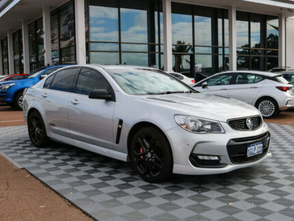 2016 Holden Commodore VF II MY16 SS V Redline Silver 6 Speed Sports Automatic Sedan Alfred Cove Melville Area Preview