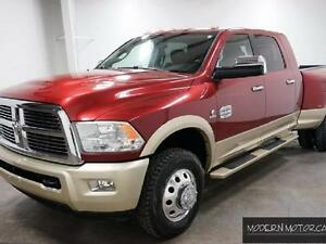 2012 Dodge Power Ram 3500 longhorn