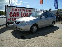 2006 Holden Viva JF Equipe Silver 4 Speed Automatic Wagon Strathpine Pine Rivers Area Preview