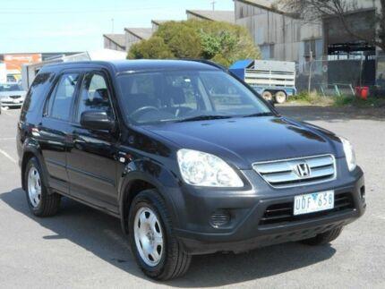 2006 Honda CR-V 2005 Upgrade (4x4) Grey 5 Speed Automatic Wagon