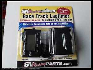 Lap Timer Race Infra-Red Motorcycles Car XT AIM Mychron BestLap SV Racing Parts