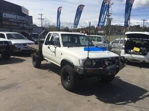 1998 Toyota Hilux LN172R (4x4) 5 Speed Manual 4x4 Lilydale Yarra Ranges Preview