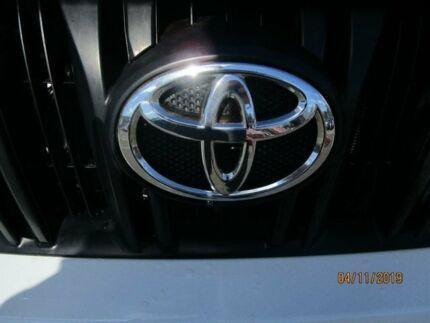 2012 Toyota Landcruiser Prado KDJ150R 11 Upgrade GX (4x4) Glacier White 5 Speed Sequential Auto South Hurstville Kogarah Area Preview