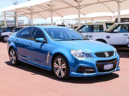 2013 Holden Commodore VF SV6 Blue 6 Speed Automatic Sedan Jandakot Cockburn Area Preview