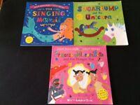 Julia Donaldon glitter books