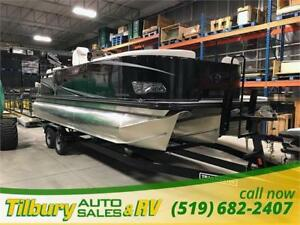 2017 AVALON PONTOON LSZ QUAD LOUNGER 2485
