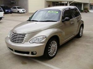 2005 Chrysler PT Cruiser PG MY2007 Touring GT Light Almond Beige Manual Wagon Kippa-ring Redcliffe Area Preview