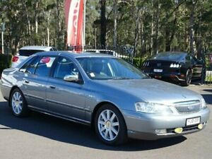 2005 Ford LTD BA MkII Grey 4 Speed Automatic Sedan South Nowra Nowra-Bomaderry Preview