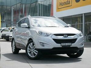 2012 Hyundai ix35 LM MY11 Highlander AWD Silver 6 Speed Sports Automatic Wagon Pearce Woden Valley Preview