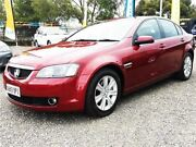 2008 Holden Calais VE MY08 Maroon 5 Speed Automatic Sedan Elizabeth West Playford Area Preview
