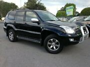 2008 Toyota Landcruiser Prado GRJ120R Grande Black 5 Speed Automatic Wagon Bundall Gold Coast City Preview