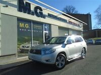 2008 Toyota Highlander Sport 4WD w/Leather/Roof