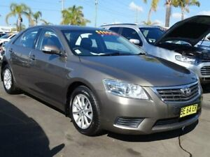 2009 Toyota Aurion GSV40R 09 Upgrade AT-X Bronze 6 Speed Auto Sequential Sedan South Nowra Nowra-Bomaderry Preview