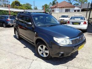 2009 Subaru Forester MY10 X Graphite 5 Speed Manual Wagon Sylvania Sutherland Area Preview